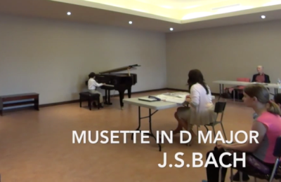 Kenneth – Musette in D Major